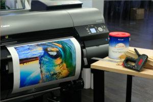 print shop drumul taberei