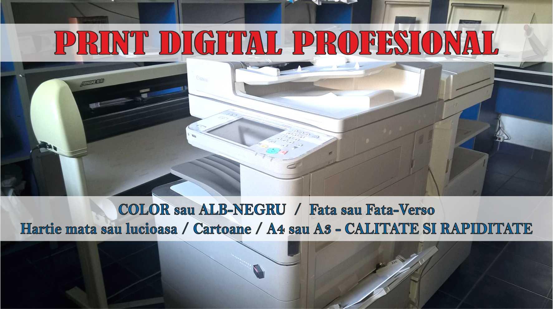 print digital / tipar digital in bucuresti